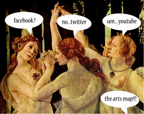 Social Media for Artists
